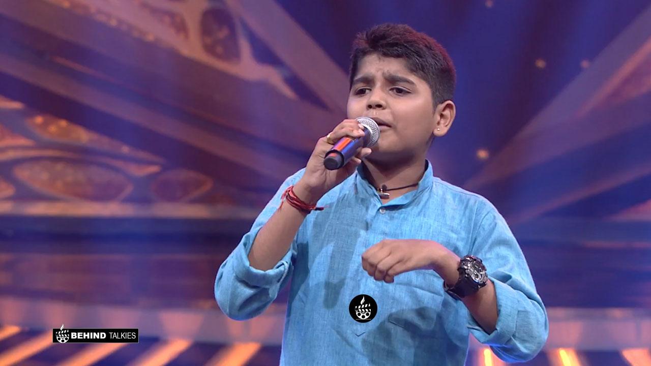 Anand Sharma Super Singer