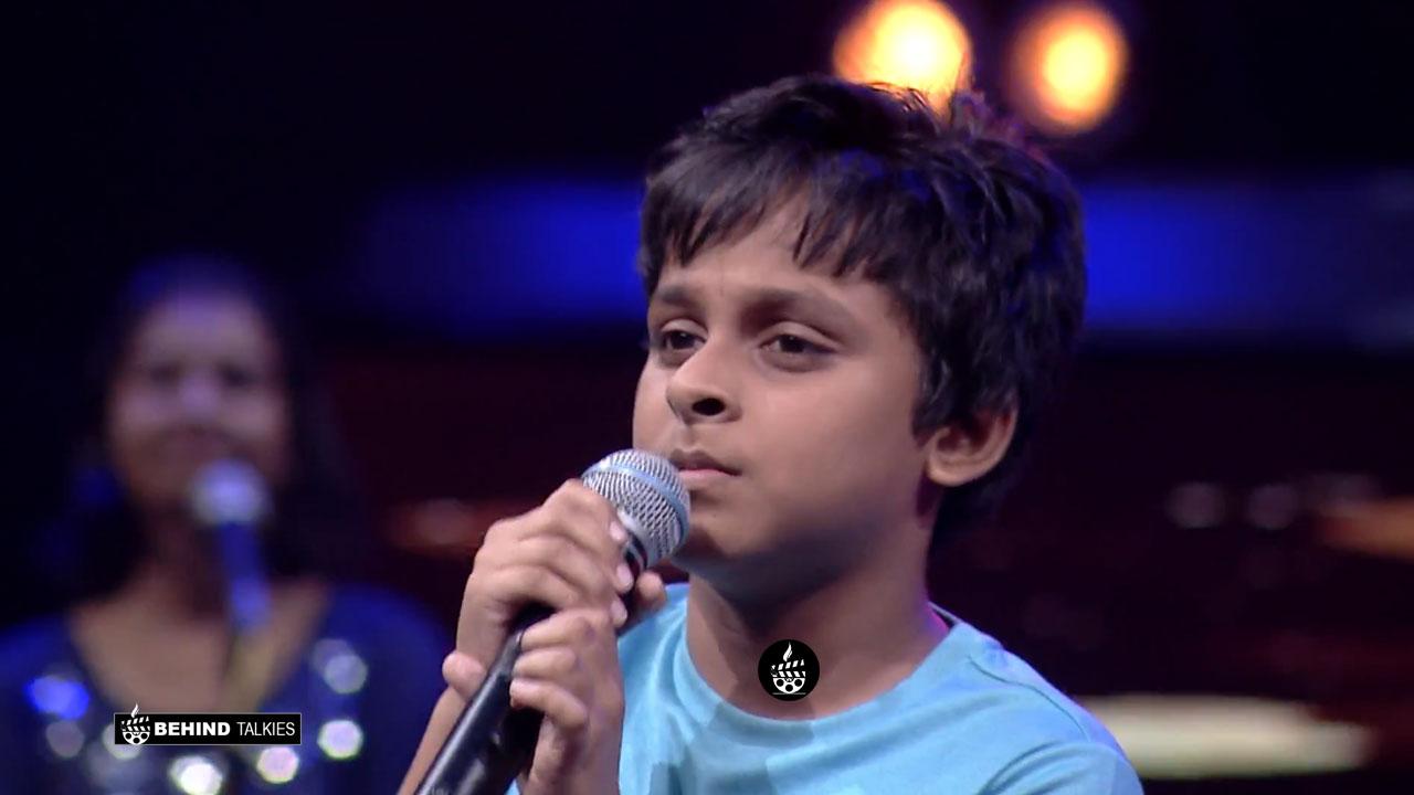 Super Singer Suriya