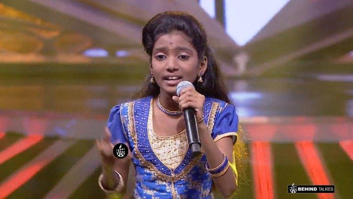 Vishalini Super Singer
