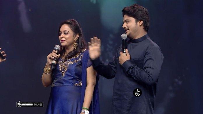 Subarnan and Priya