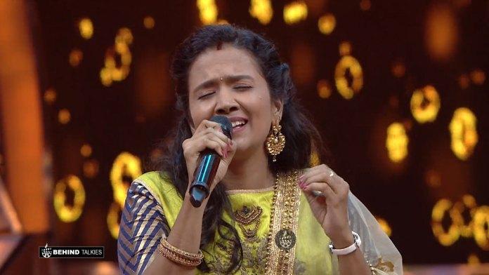 Lakshmi Priya Super Singer