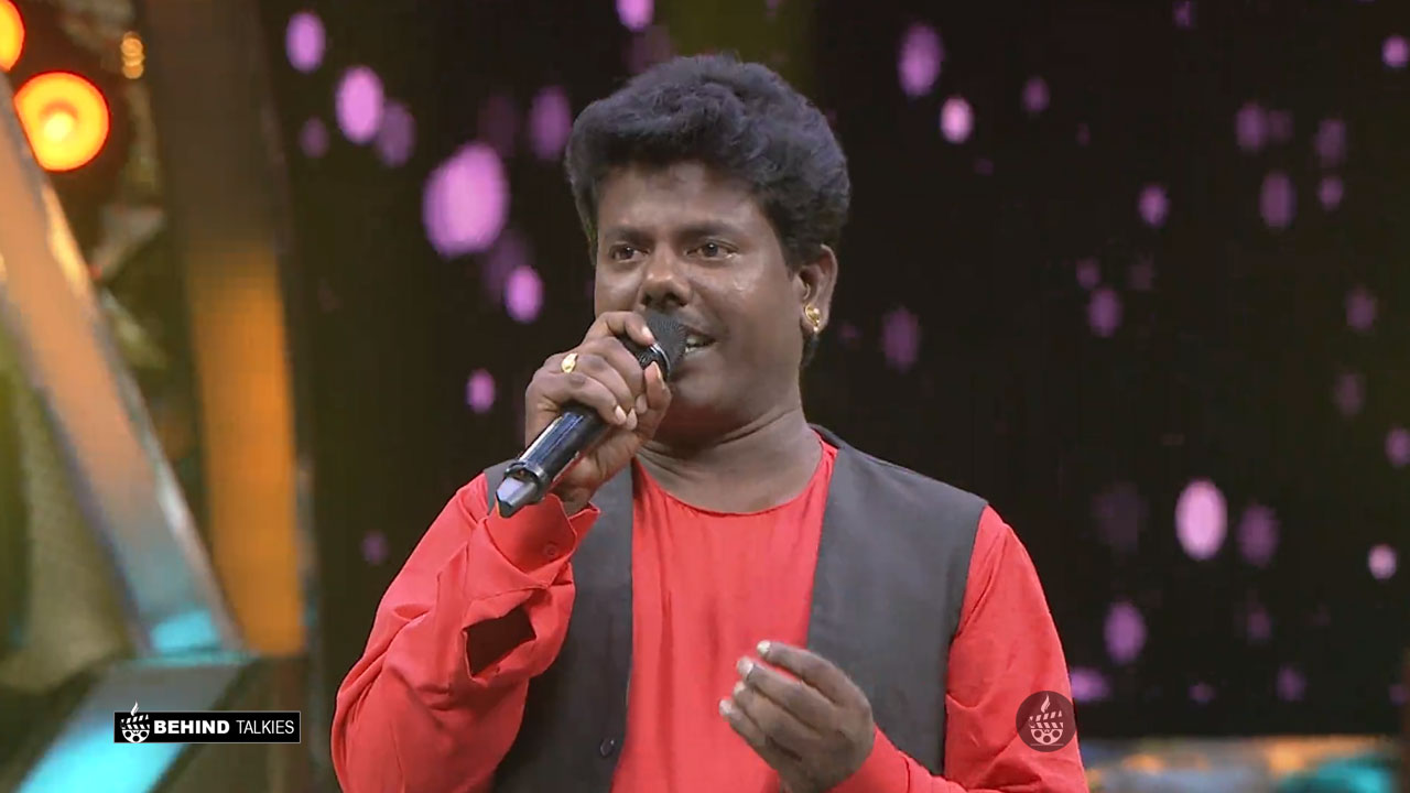 Murugan Super Singer
