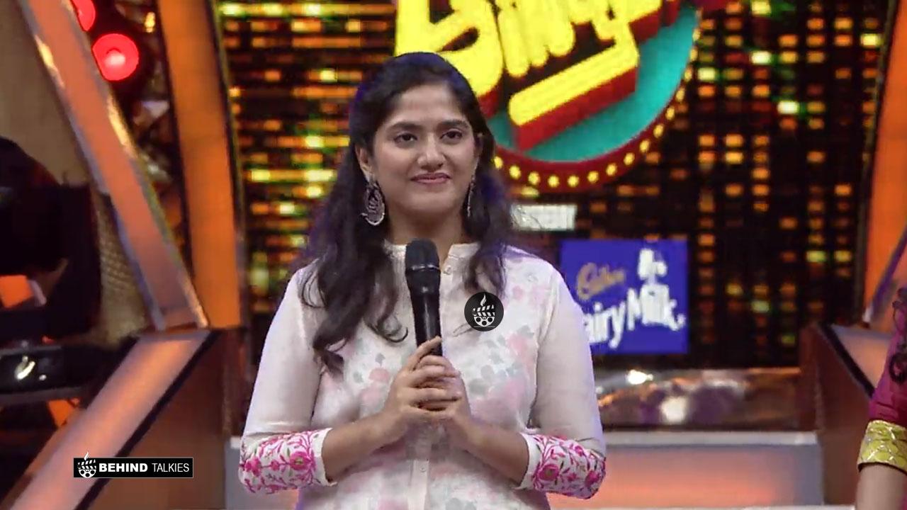 Sahana Super Singer