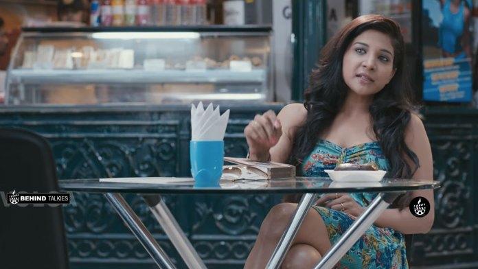 Sakshi Agarwal doing cameo in Raja Rani Movie