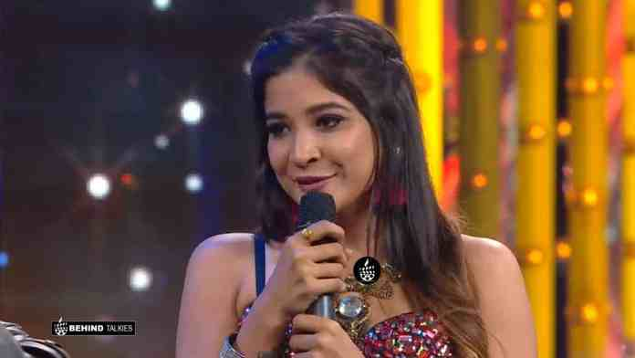 Sakshi Agarwal in Bigg Boss house