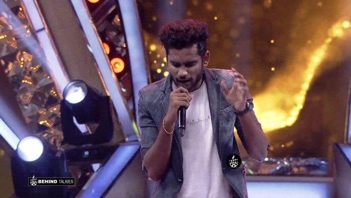 Singer Sam Vishal