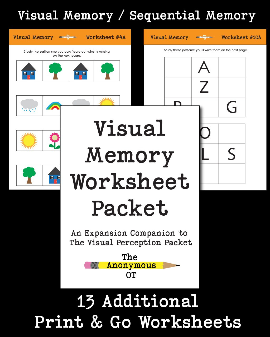 Memory Exercises For Adults Printable