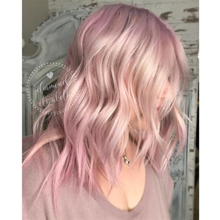 How To Noncommittal Pink Blush Behindthechair Com