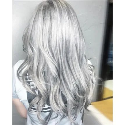how to stunning silver white behindthechair