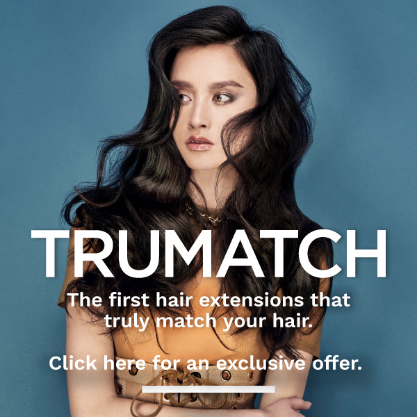 Btc Exclusive Trumatch Hair Extensions Behindthechair