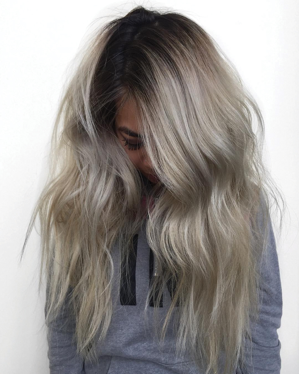 Gorgeous Balayage Stretched Root