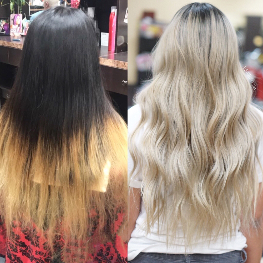 11 Color Corrections You Need To See To Believe Behindthechair