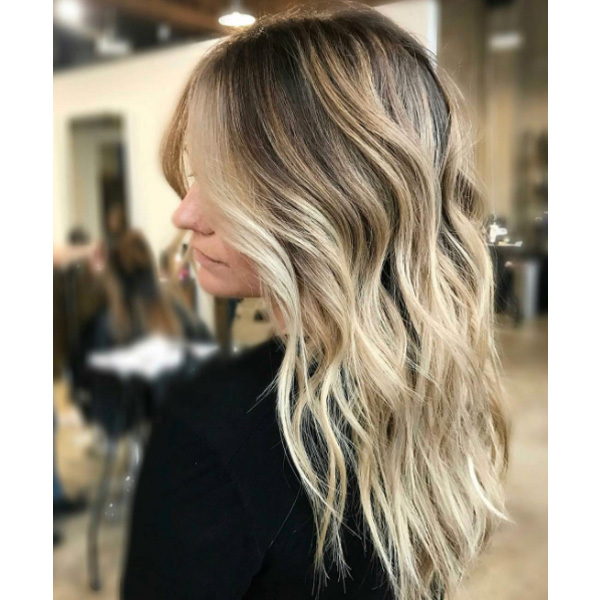 Candice swanepoel hair color formula