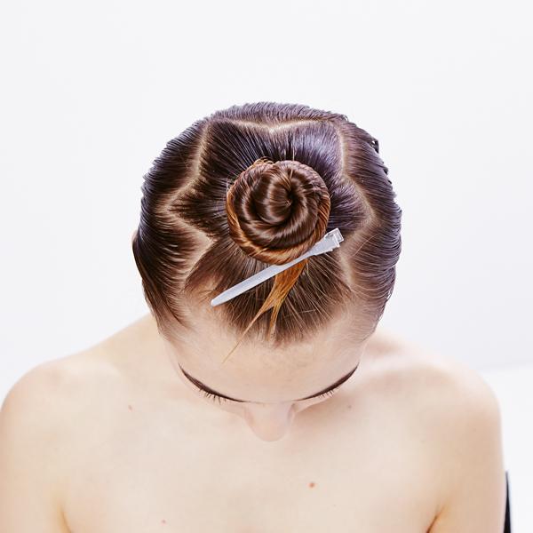 schwarzkopy long layered haircut star section pattern