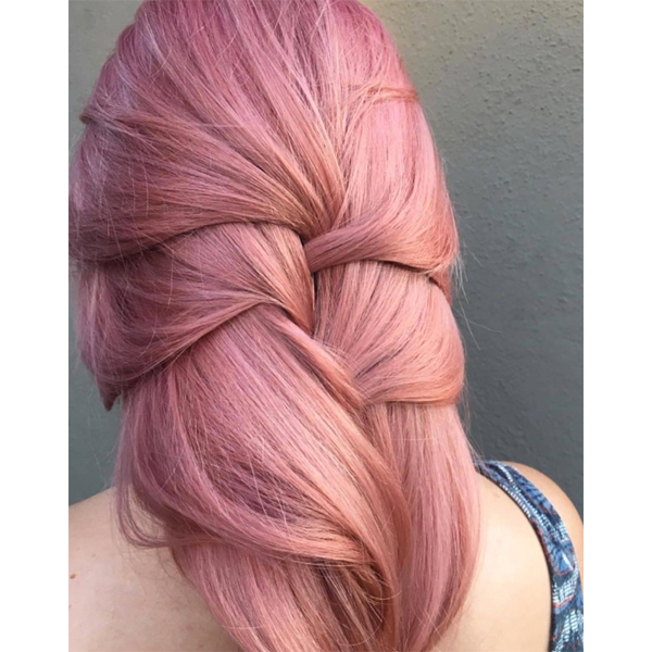 3 Pastel Pink Color Formulas From Redken Behindthechair