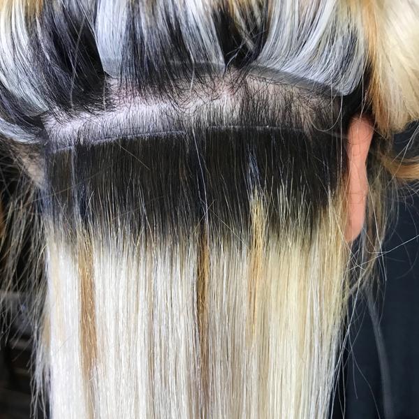Hair talk extensions near me
