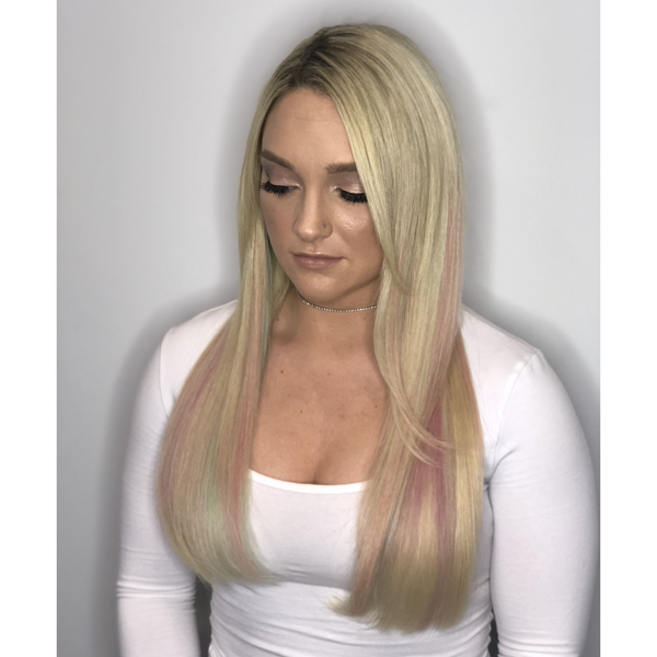 tape in extensions hairtalk transformation