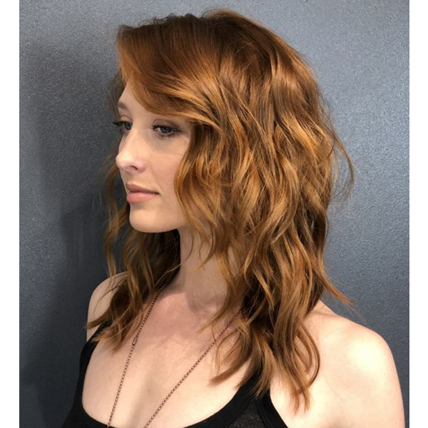 Philip Wolff Hair Creates A Cool Midlength Chop