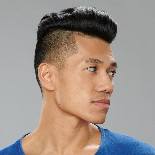 How,To Textured Comb,Over With An Undercut behindthechair.com