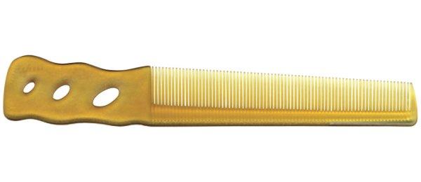 Y.S. Park 231 Barber Comb Camel