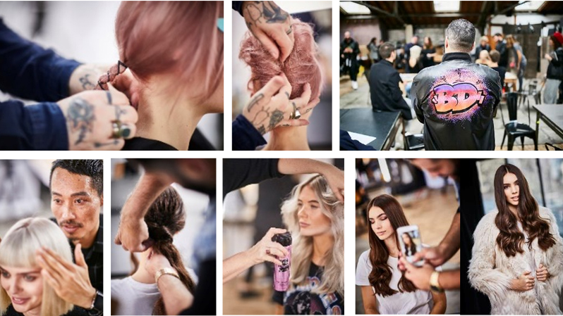 Loreal Pro Hair Fashion Tour International Cities