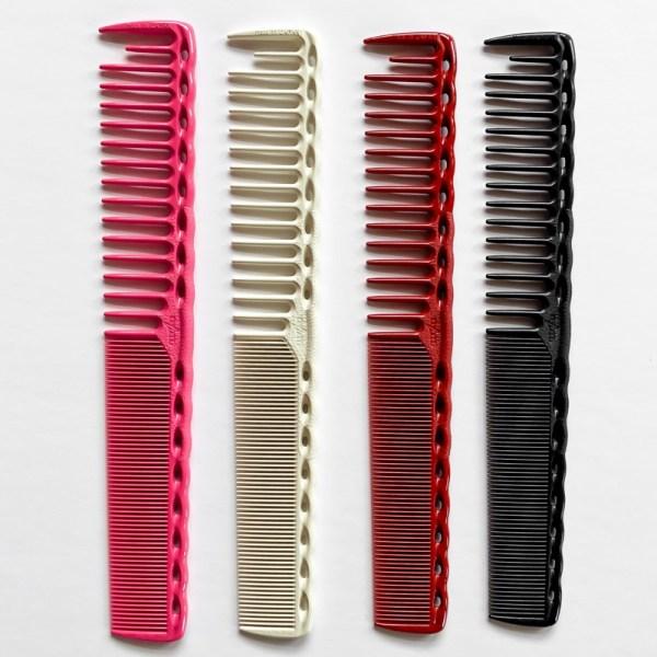 YS Park 332 Basic Fine Round Teeth Comb