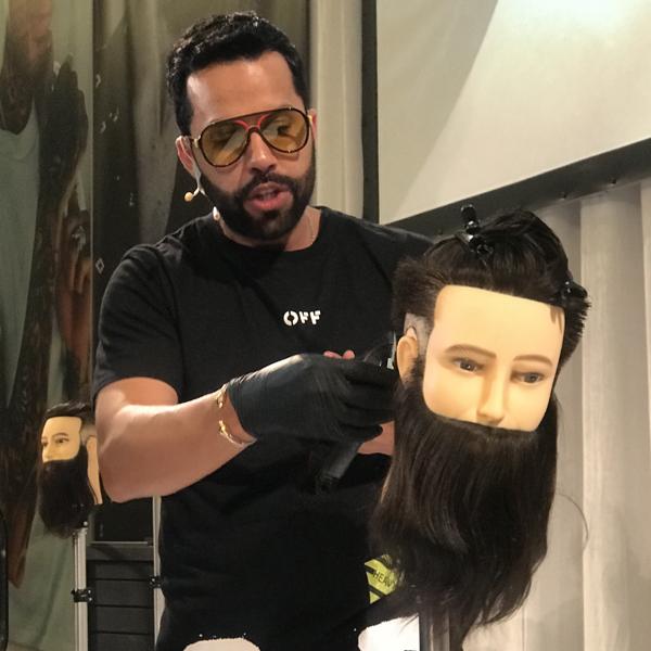jason reyes @iliketocuthair paul mitchell education barber