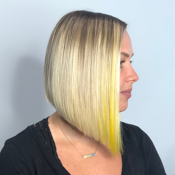 3 Tape In Extension Mistakes On Short Hair Behindthechair Com