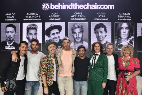 celebrity stylist panel btc show 2018