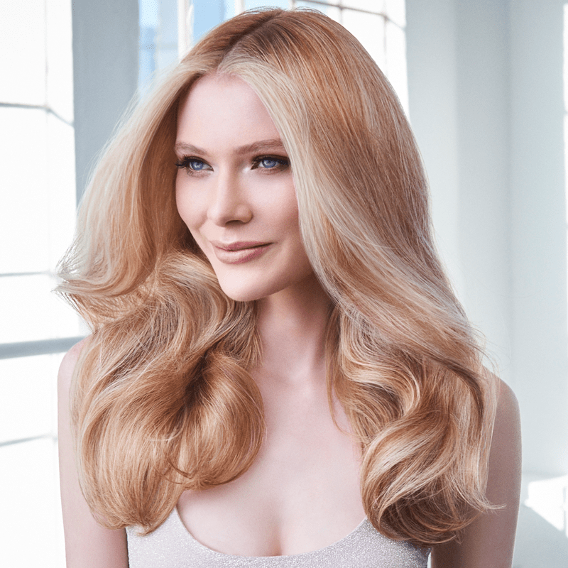 Joico Blonde Highlight and Lowlight Shadow Root How To Zoe Carpenter