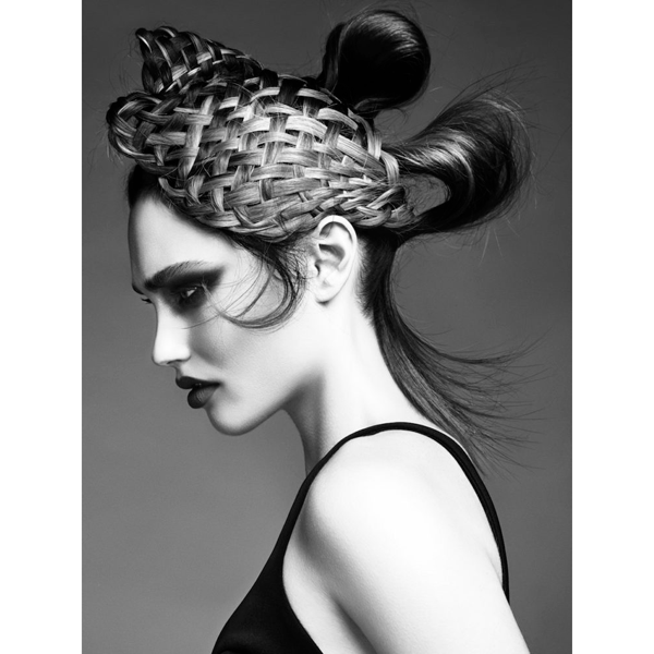 British Hairdressing Awards 2018 Marc Antoni Artistic Team of the Year Collection