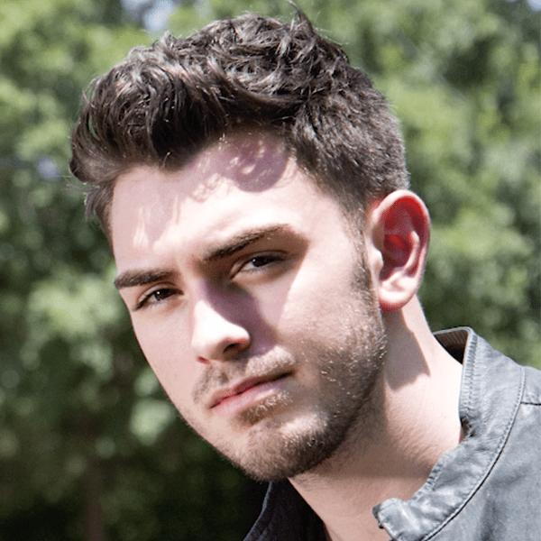 Sport Clips Men's Barber Haircut Medium Length Texture Video How To