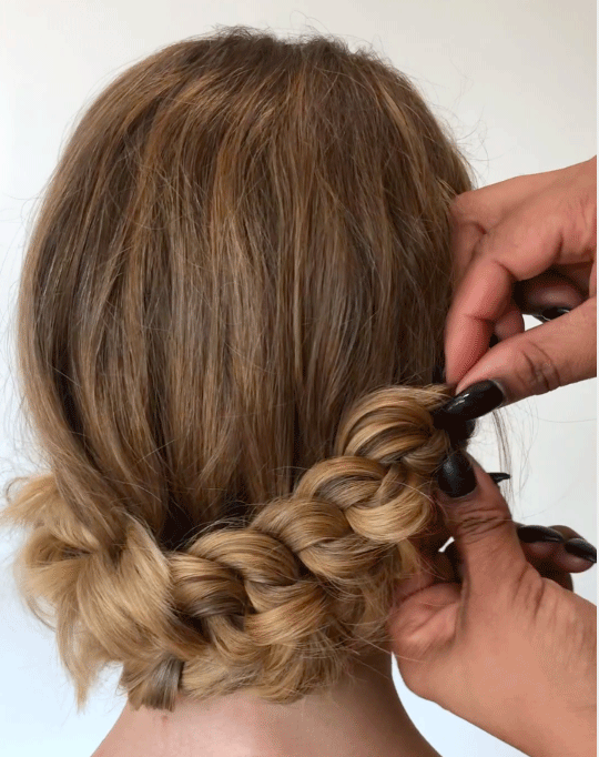 braid, how-to, loop braid