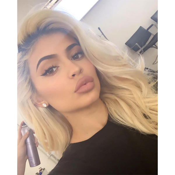 Andrew Fitzsimons Blowout Tips Alterna Haircare Celebrity Kylie Jenner