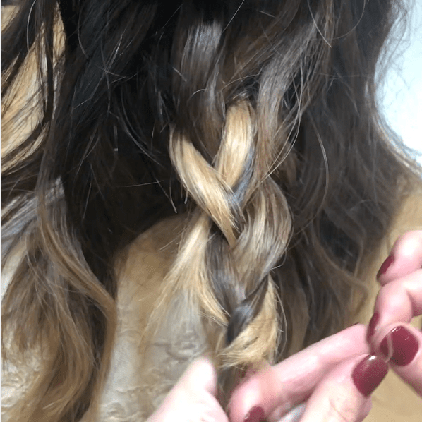 braid, updo, hairstyle, style, hair extensions