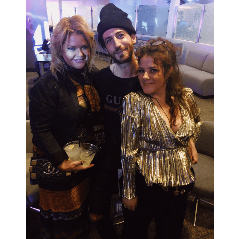 Mary Rector-Gable Celebrity Colorist Tracey Cunningham Ryan Pearl Redken Symposium 2019