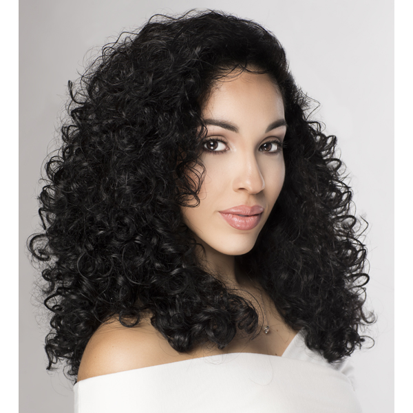 CHI Curls Defined Aloe Vera Collection How To Define Her Curls Curly Hair Texture Natural Volume Ringlets Coils