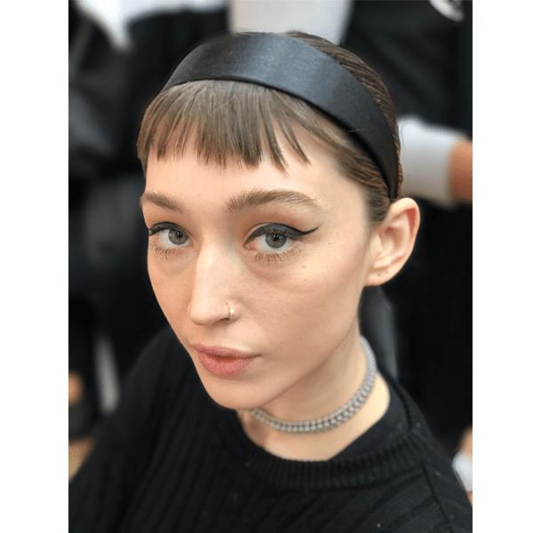 New York Fashion Week Hair Trend Accessories Sandy Liang Oribe Mandee Tauber