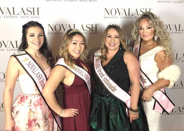 NovaLash LAShoff 2019 Awards Eyelash Extensions