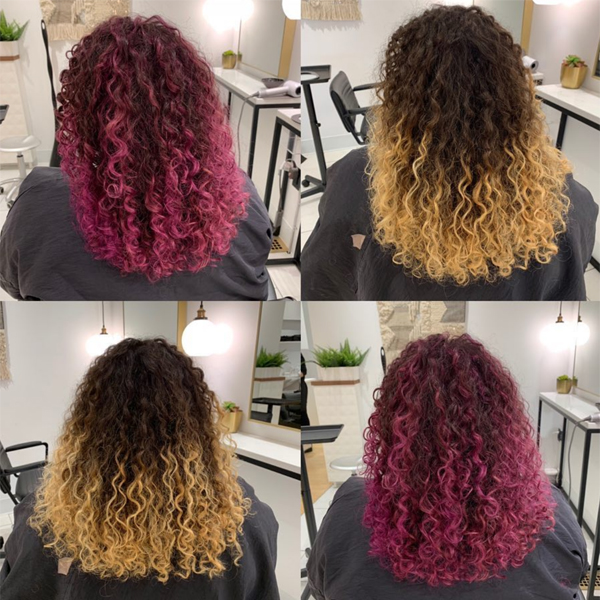 4 Dos Don Ts For Coloring Curly Hair Behindthechair Com