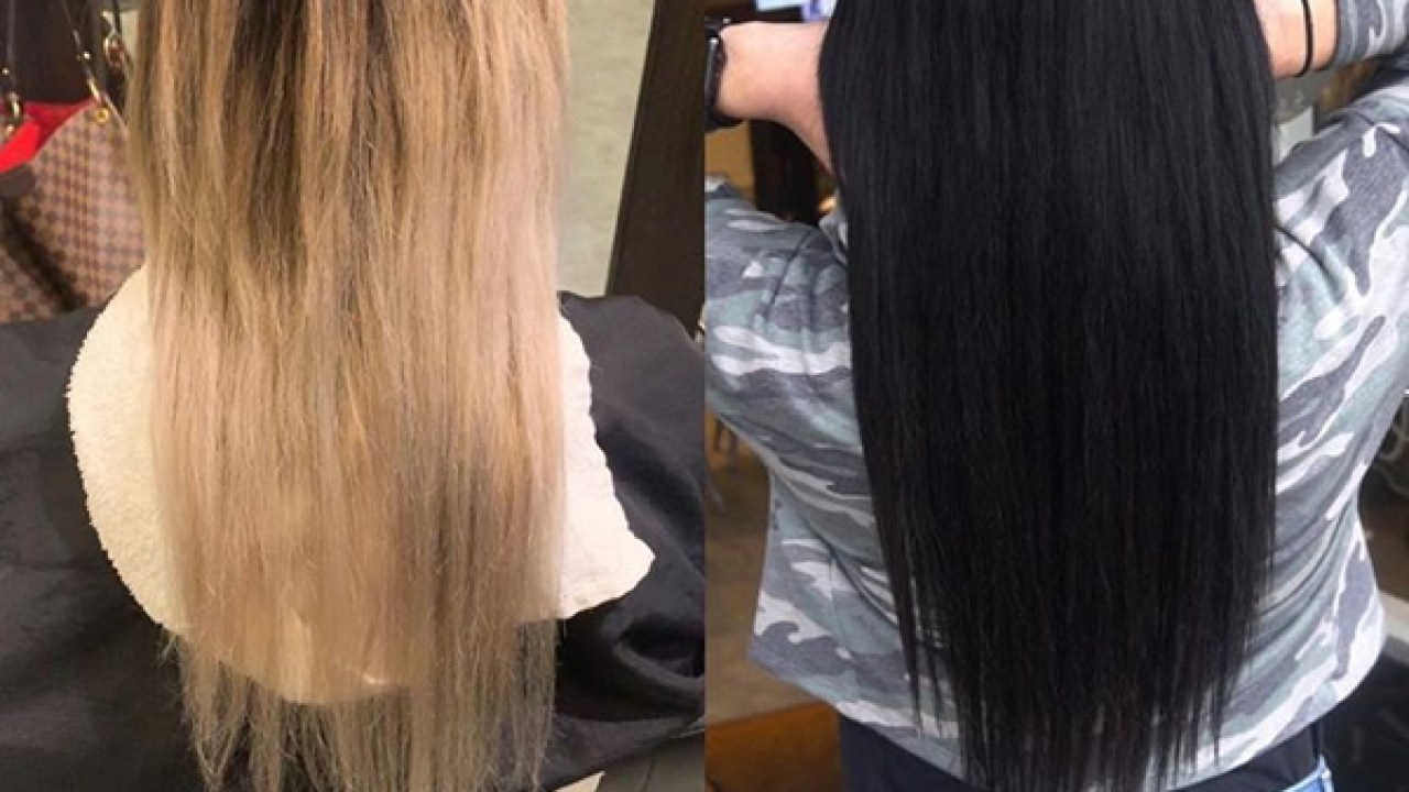 Why Filling Blonde Hair Is A MUST Before Going Darker