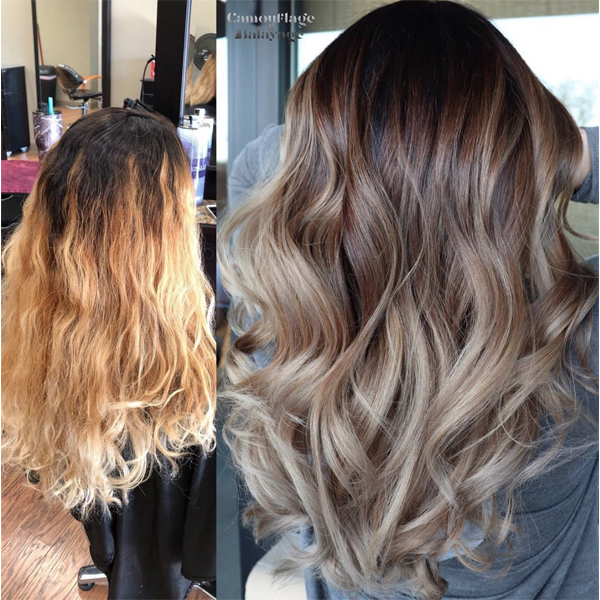 Virtue ColorKick Well This Looks Interesting Article What Is It How Does It Work Instagram Amy McManus @camouflageandbalayage
