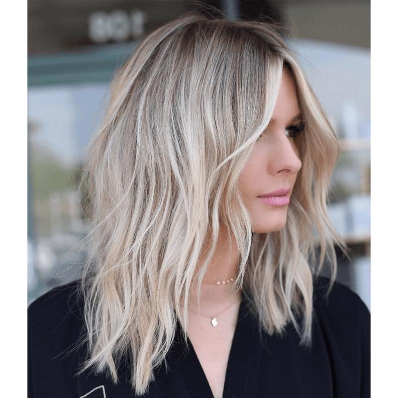 @beckymhair olaplex no 6 blonde balayage tips healthy hair