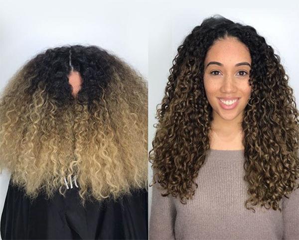 DevaCurl @devacurl 5 Common Curly Hair Myths Debunked Instagram BTC Article Wavy Hair Waves Curls Facts