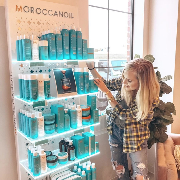 Moroccanoil Pro Instagram 5 Retail Tips To Help You Make More Money Moneymaking Retailing Products Items Sale