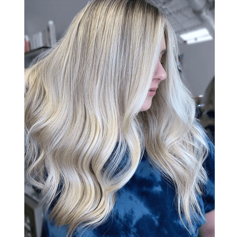 Blonde Hair Care Summer Tips Swimming Chlorine Healthy Hair and Bright Color