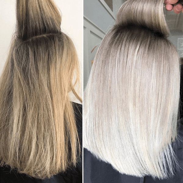 AirTouch Blow Dryer and Foil Blonding Technique From Russia Danilo Bozic Tips Color Formulas and Video How Tos tbh Permanent Color