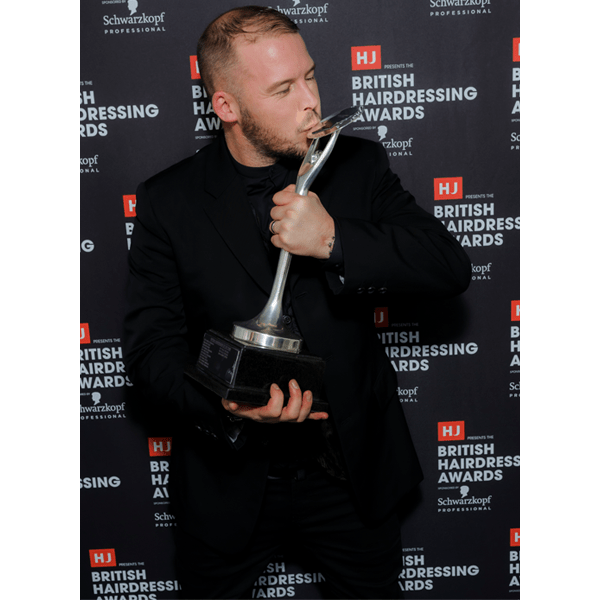 British Hairdressing Awards 2019 Winners Winning Collections British Hairdresser of the Year