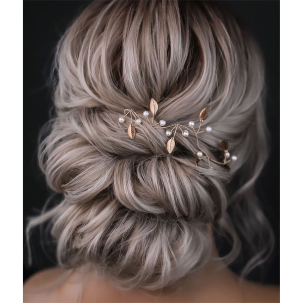 How The Bridal Business Is Changing Post-Coronavirus Brides Bridal Hair Christi Piontkowski @knoxvillebridalhair