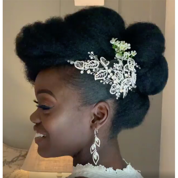 How The Bridal Business Is Changing Post-Coronavirus Brides Bridal Hair Deborah Lola @deborahlola